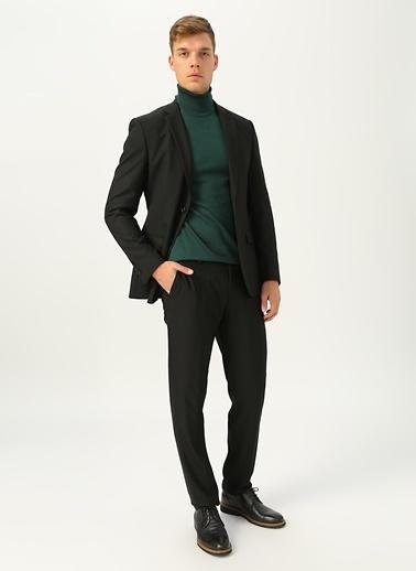 Fabrika Takım Elbise Siyah